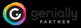 Partners y acuerdos - Logo Genially Partner_ieducando