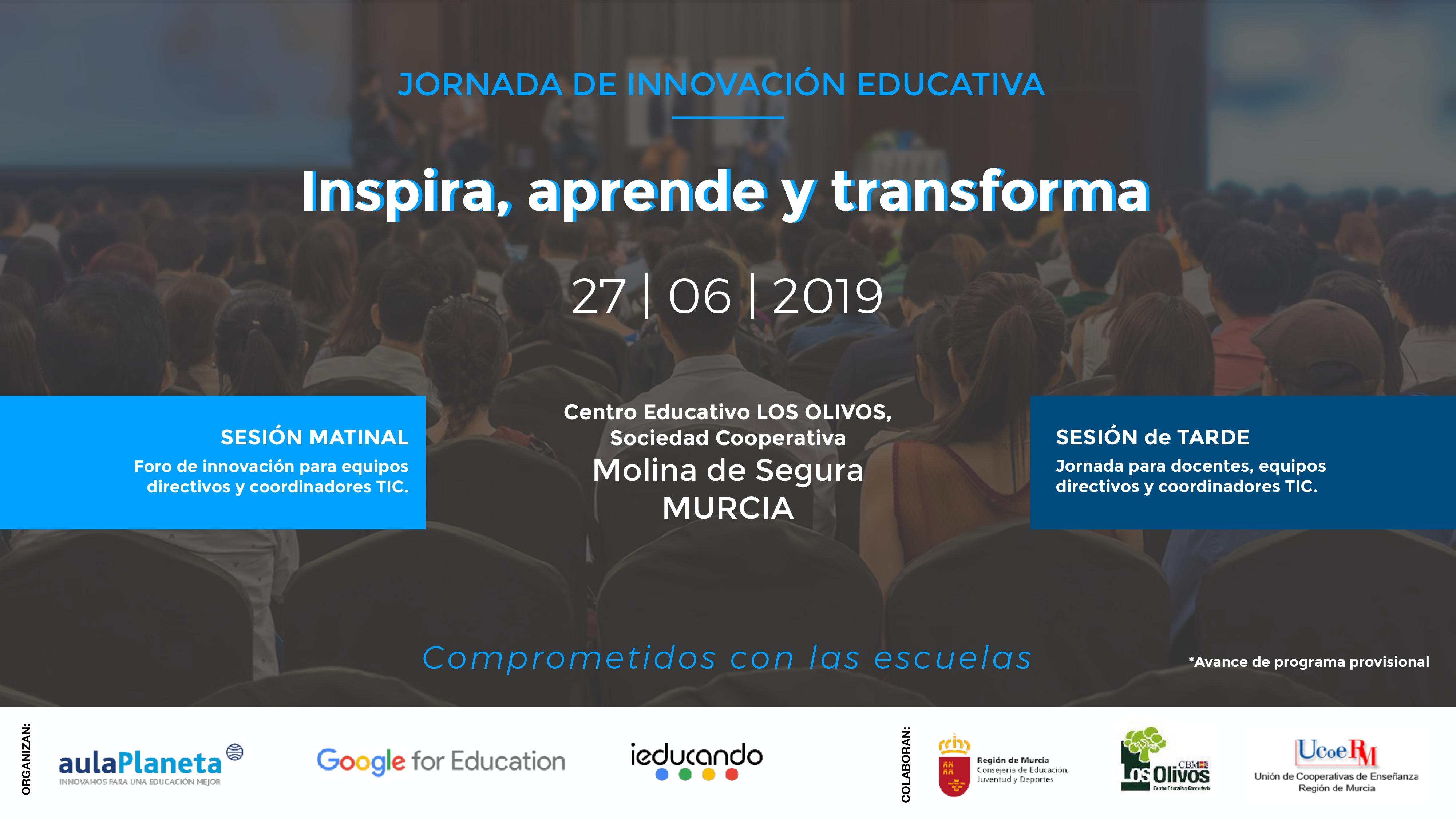 Inspira, aprende y transforma @ Centro Educativo Los Olivos