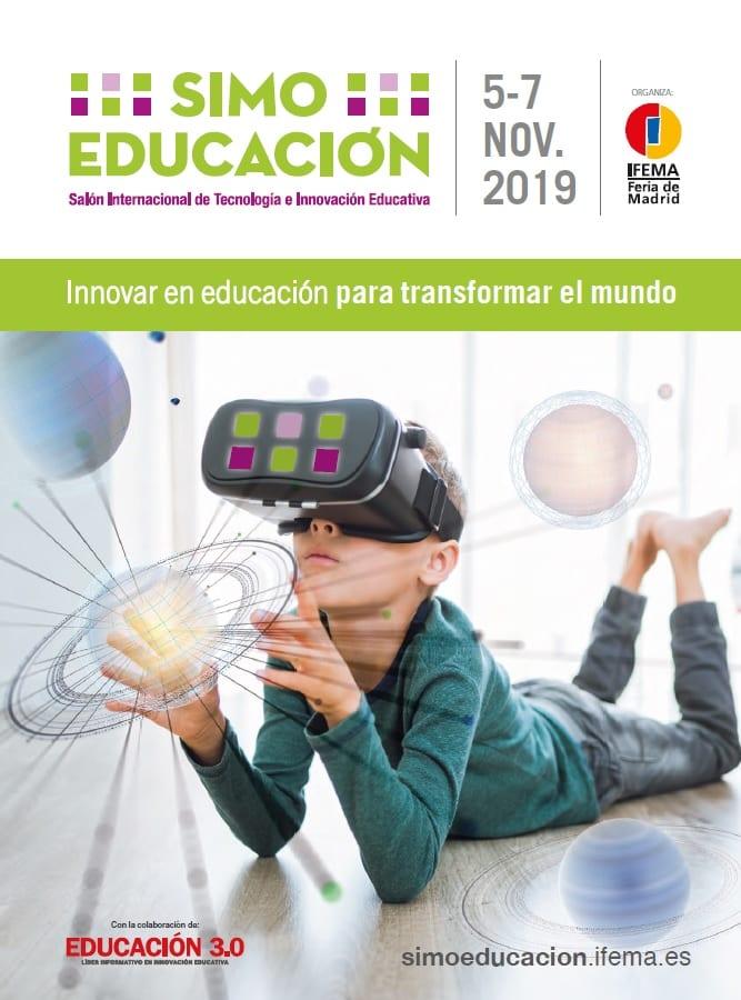 SIMO Educación 2019 @ Feria de Madrid. Pabellón 6