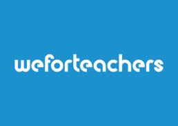 Partners y acuerdos - Logo Weforteachers_ieducando