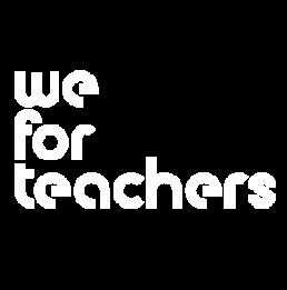 Logo Weforteachers_ieducando