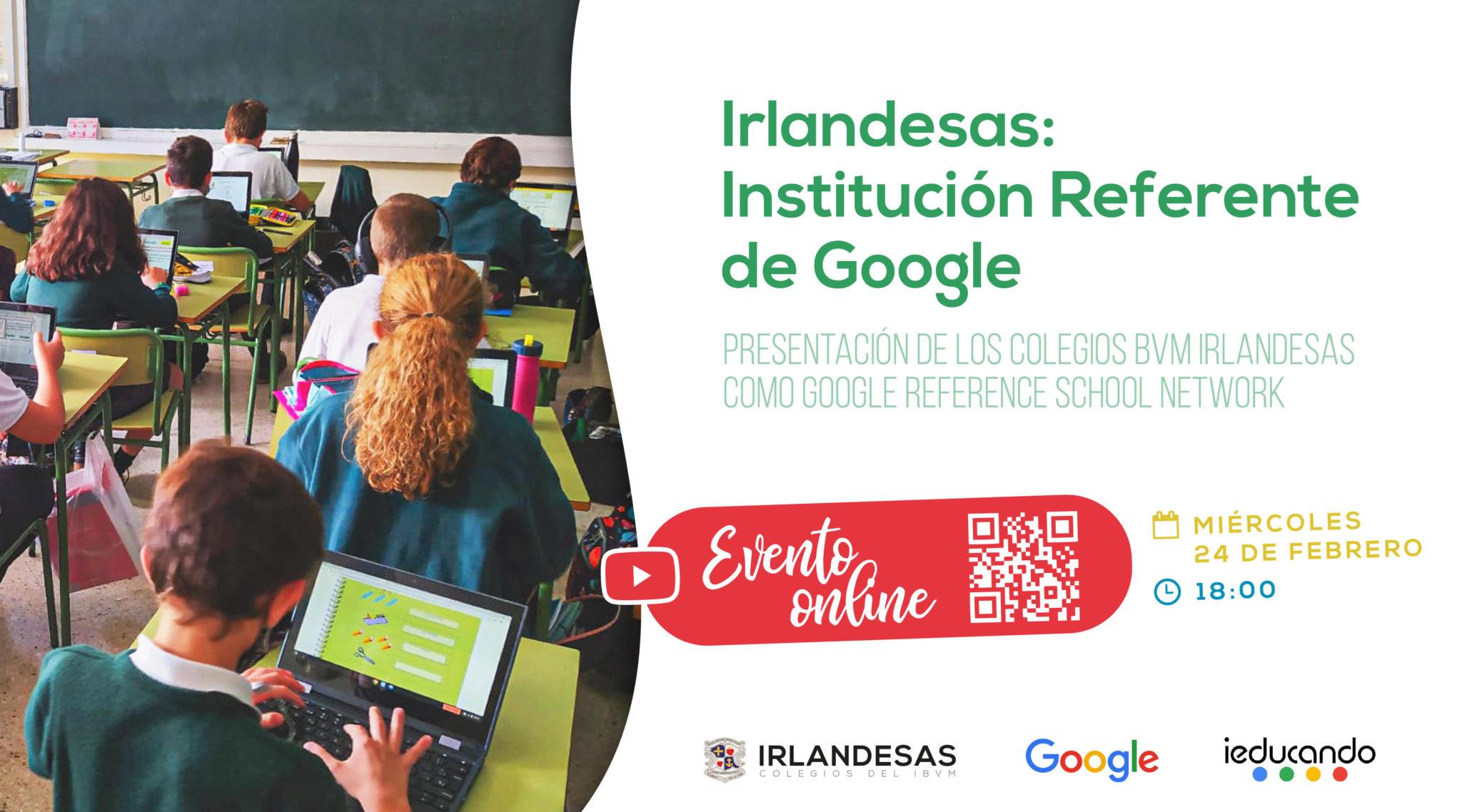 Irlandesas: Institución referente de Google
